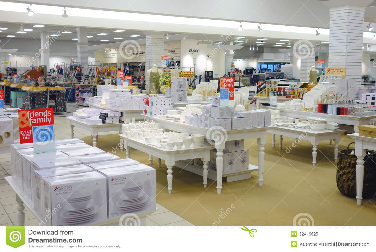 Kitchenware Area Editorial Image Image Of Buyers Kitchen 52419625
