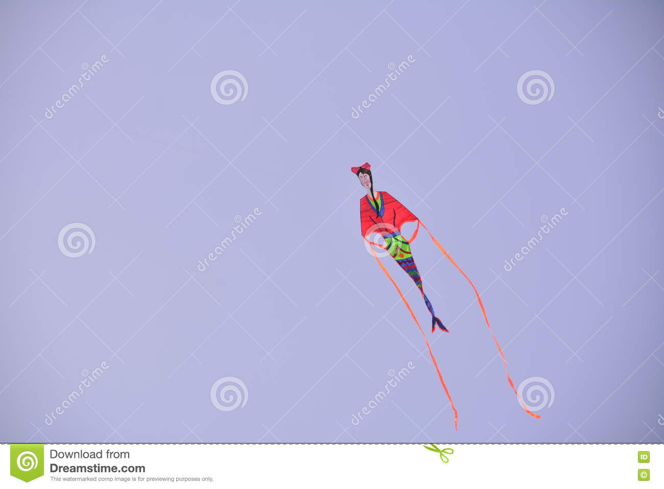 Kite editorial stock photo  Image of flying, thousand - 81163383
