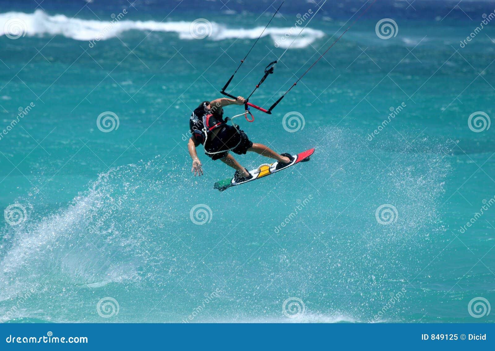 Kite spin 4