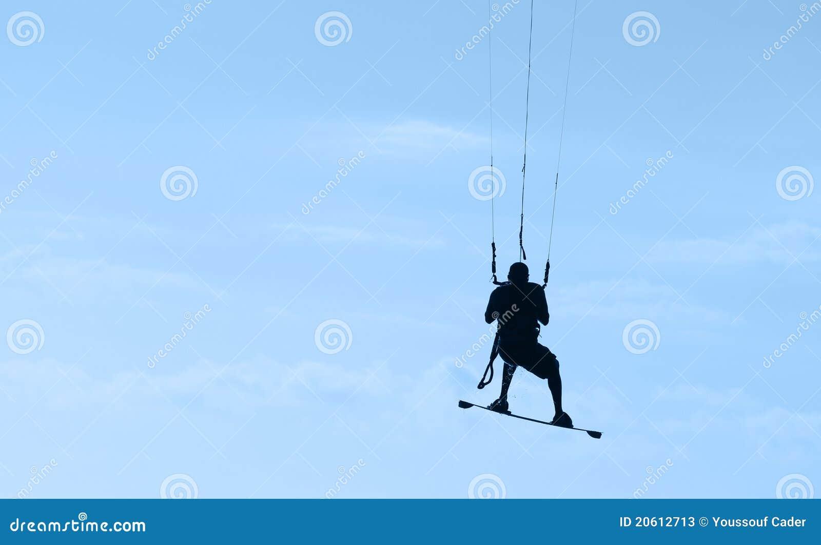 Kitesurfing mauritius
