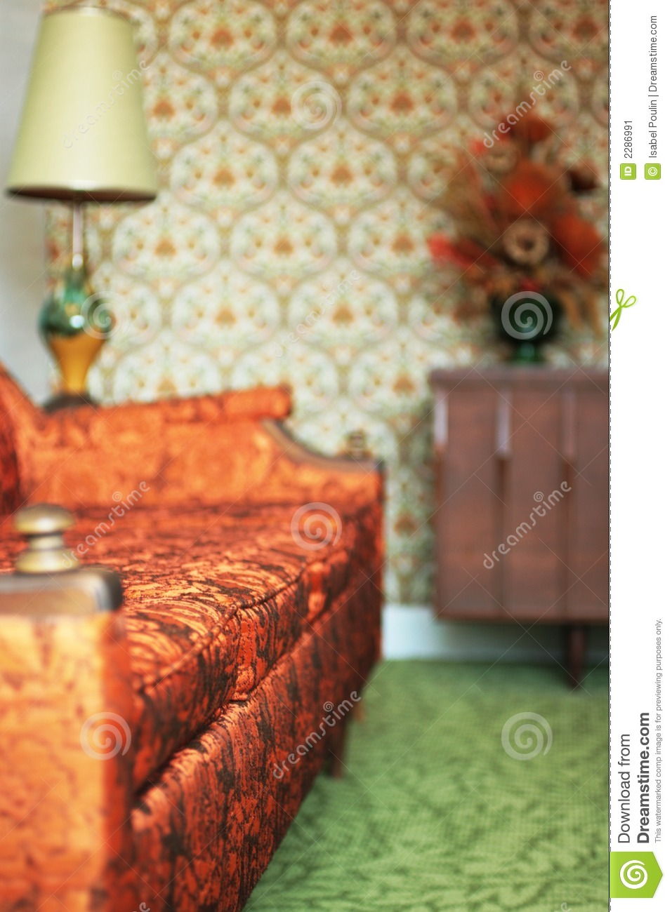 Nice Download Kitsch Living Room Stock Image. Image Of Kitsch, Furniture    2286991