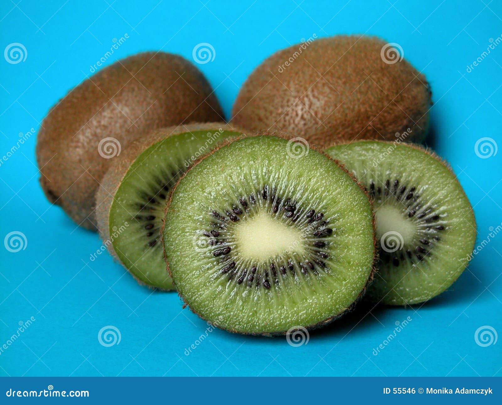 Download Kiwi photo stock. Image du nourriture, fruits, kiwi, doux - 55546