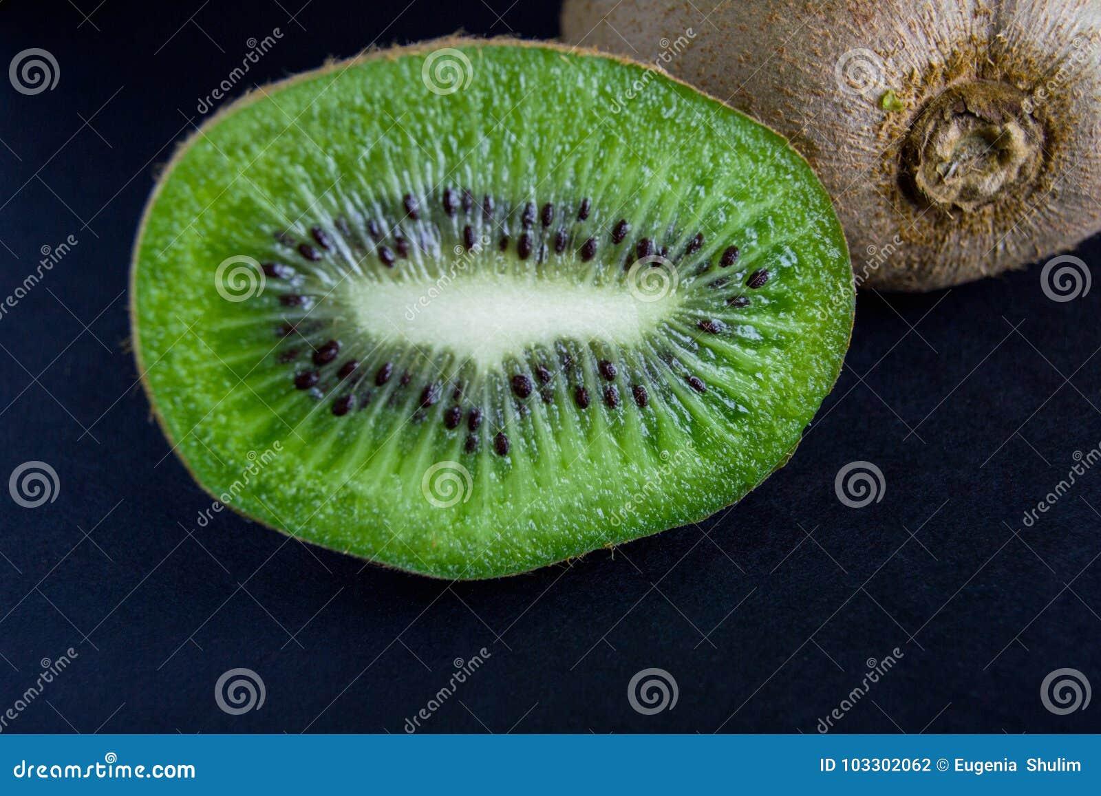 Kiwi juteux mûr
