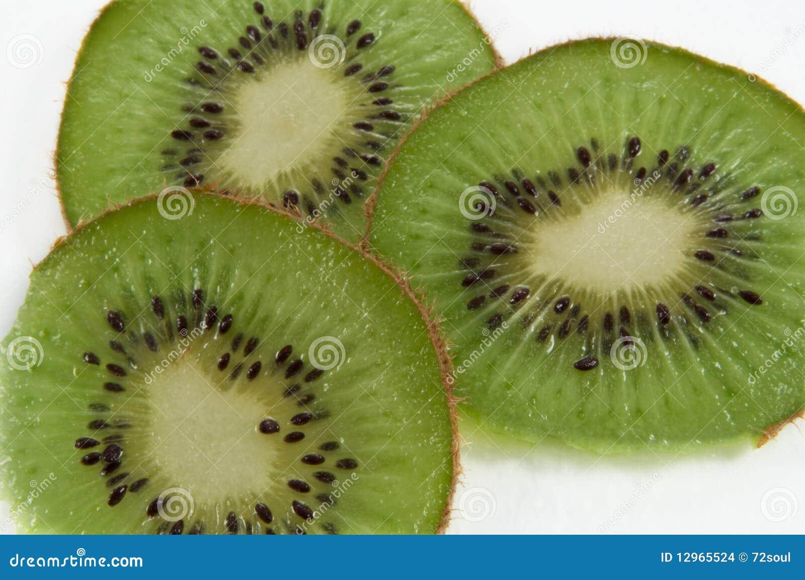 Kiwifruit φέτες