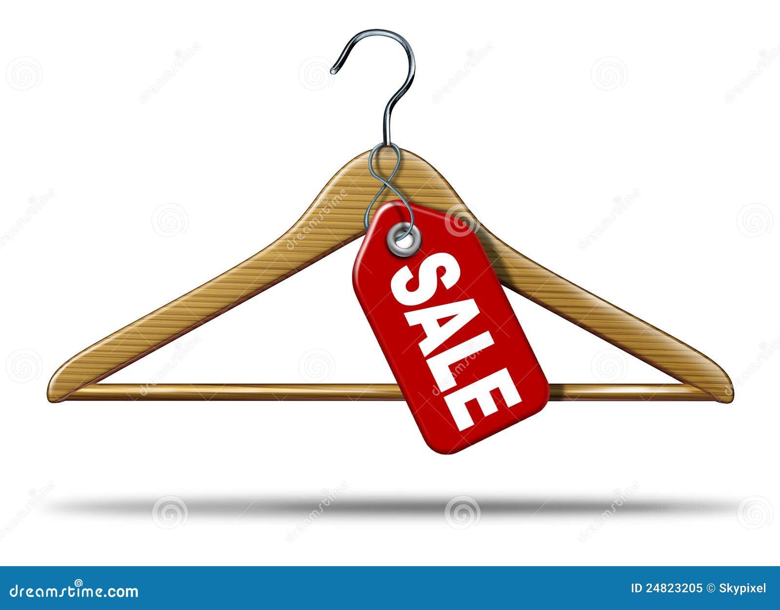 Klädförsäljning