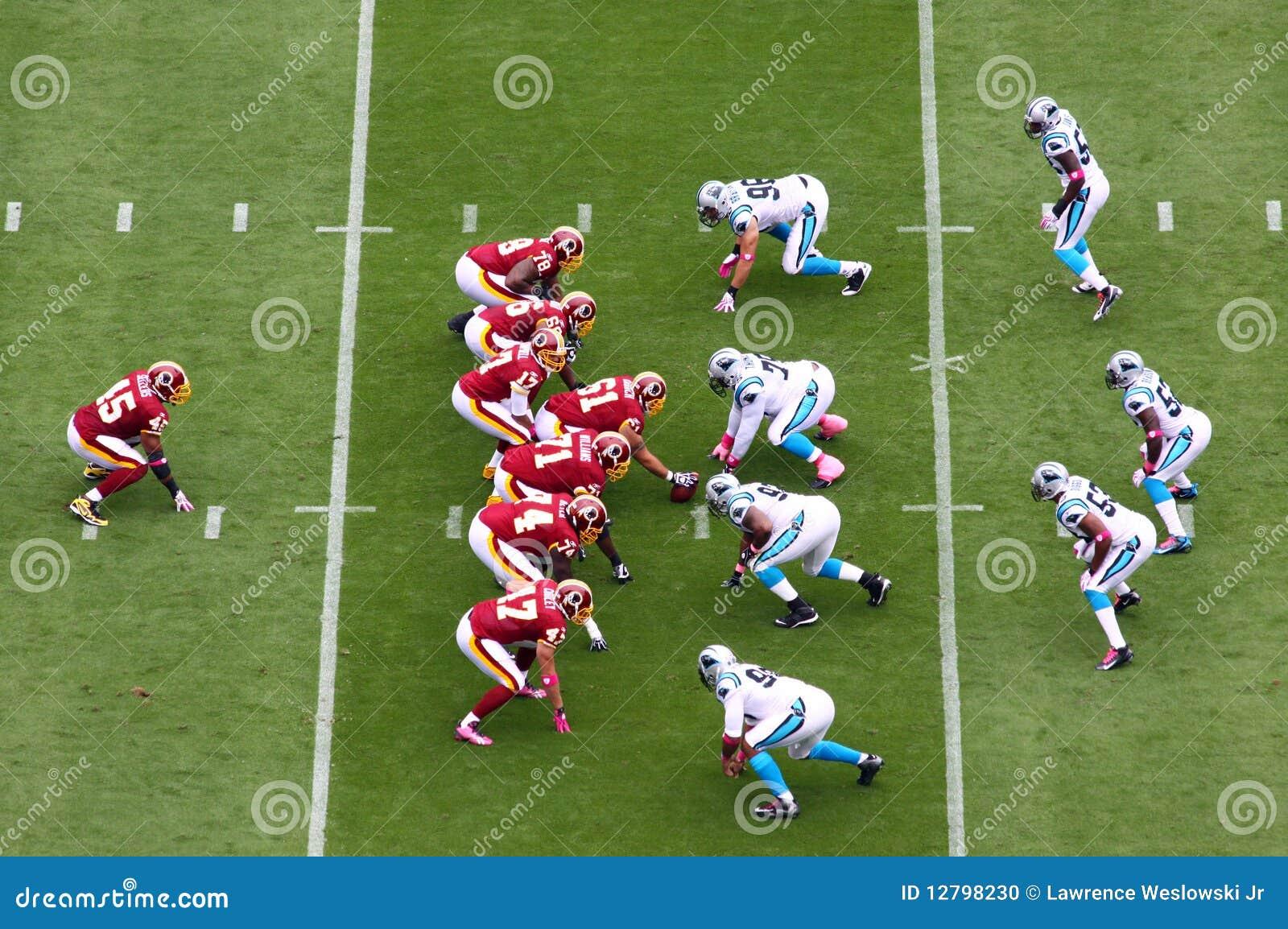 Klaar NFL -! Reeks!