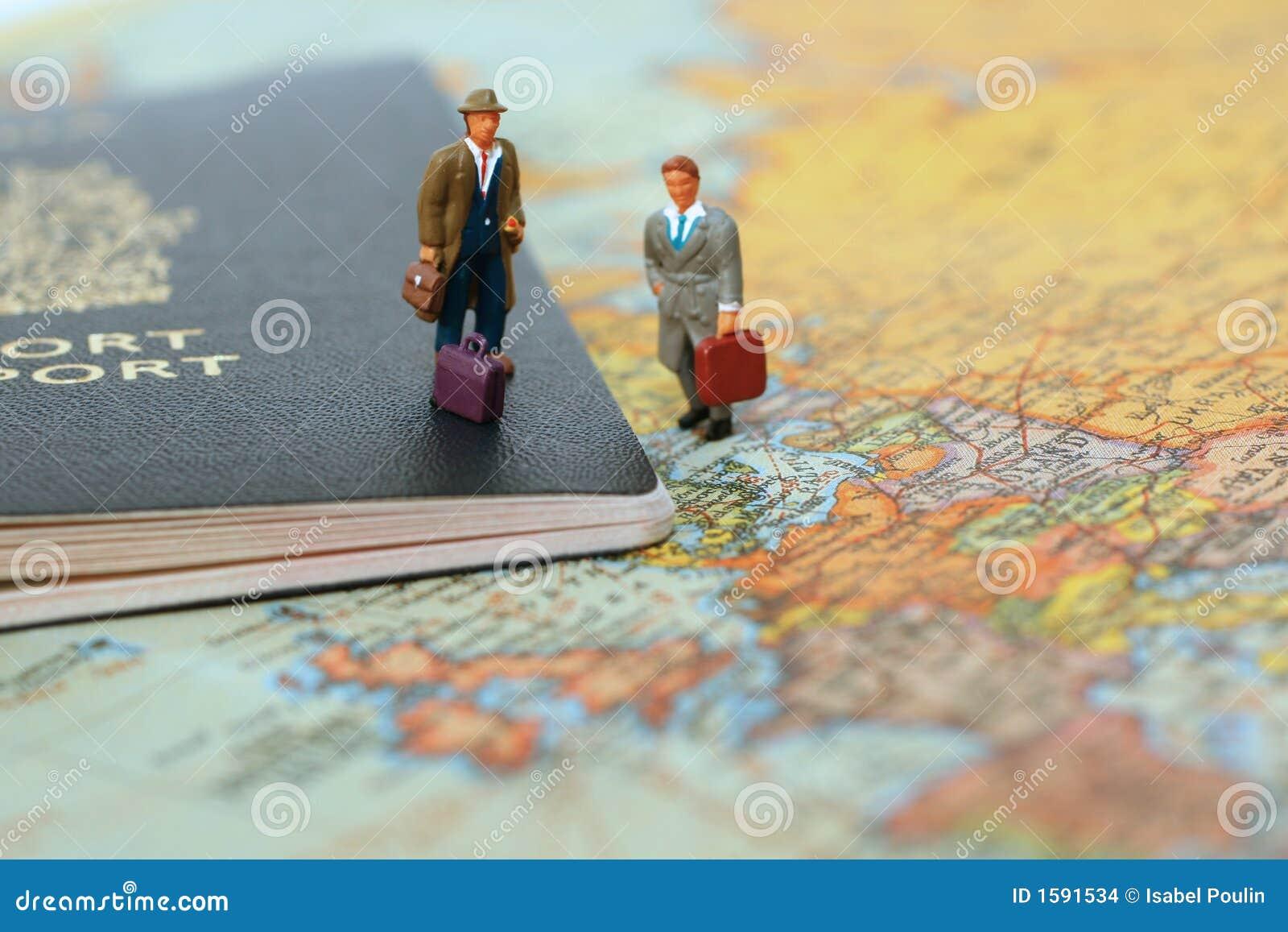 Klaar te reizen