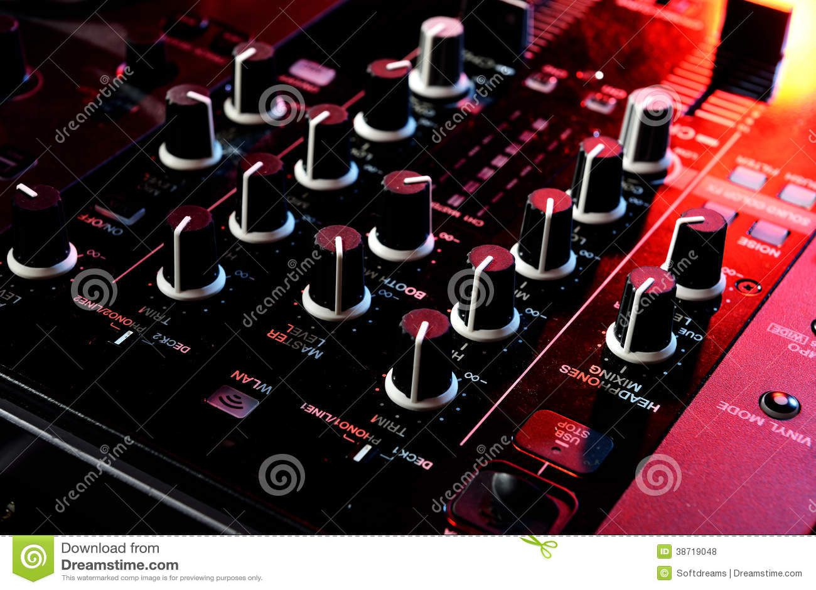 Klaar voor DJ s