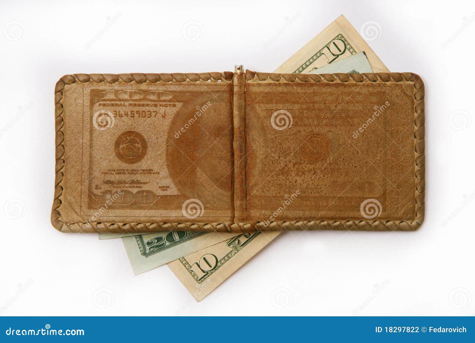 Klamerka pieniądze