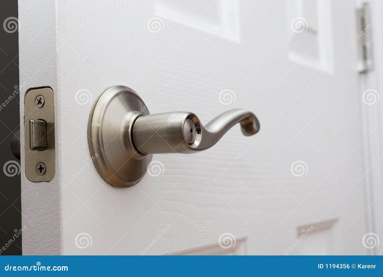Klamki drzwi dźwigni