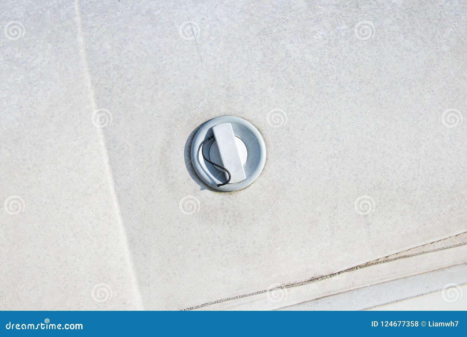 Klapa łódkowatego pneumatycznego zodiaka lotniczy nacisk