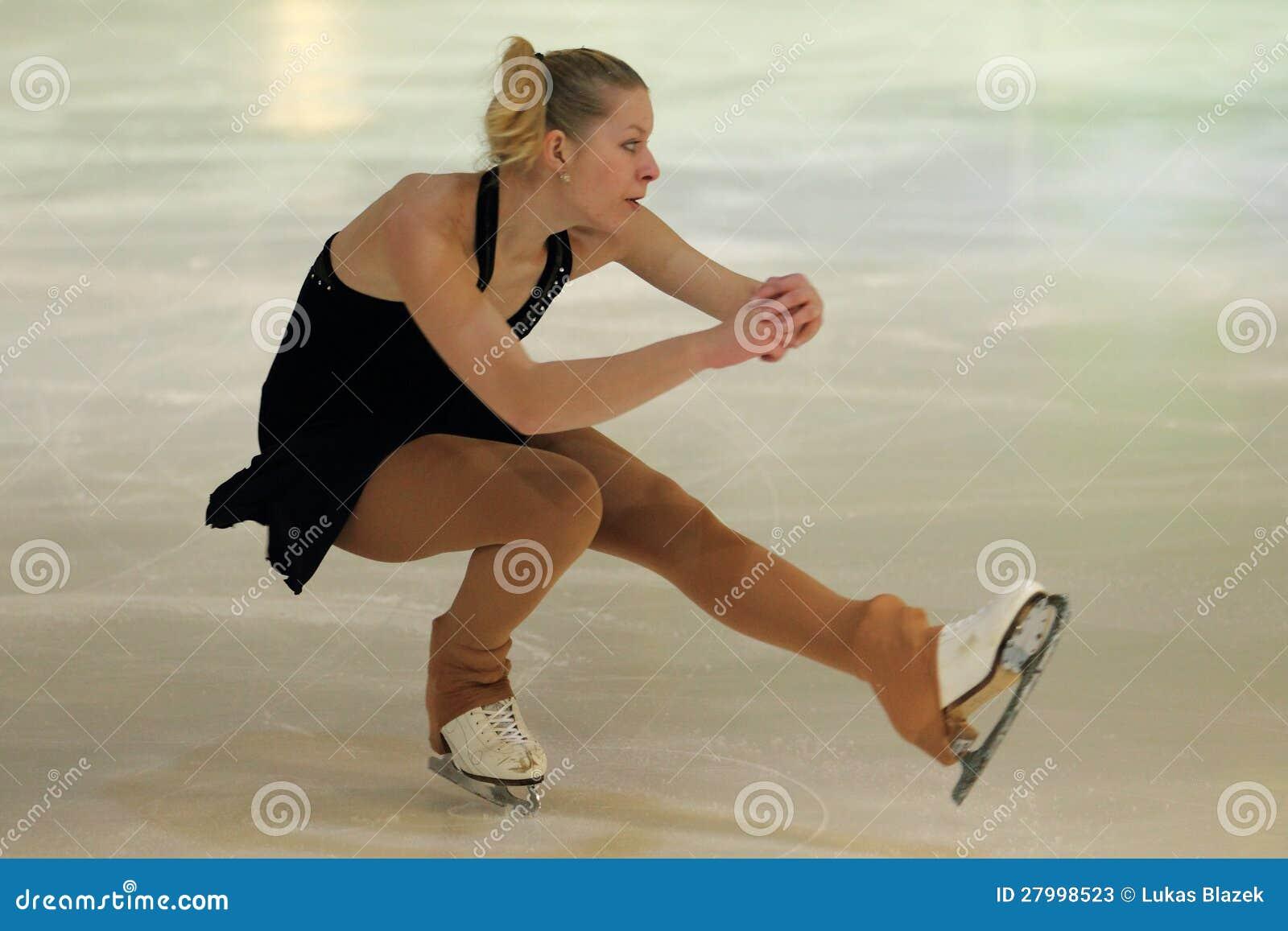 Klara Hajkova - Figure Skating Editorial Stock Photo ...