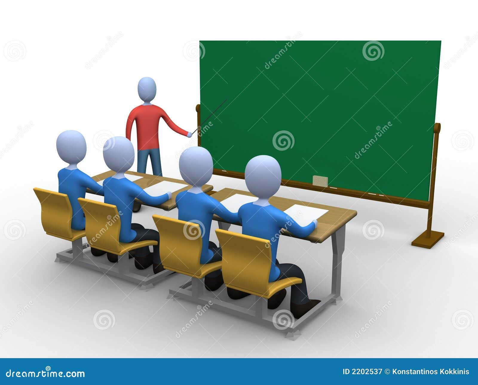 Klasa nauczyciel