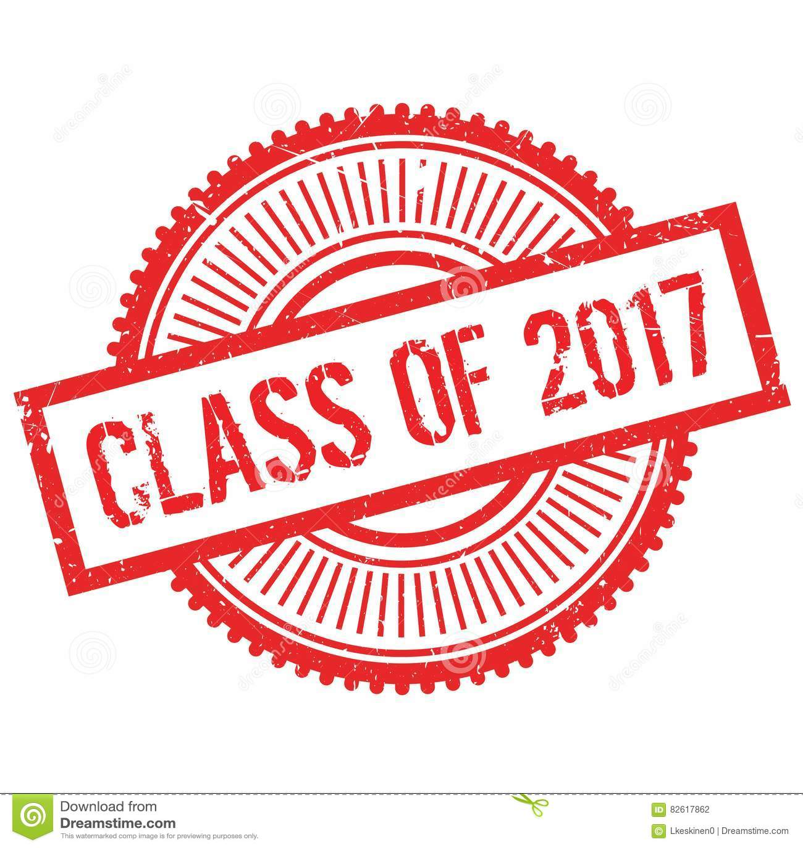 Klasa 2017 znaczek