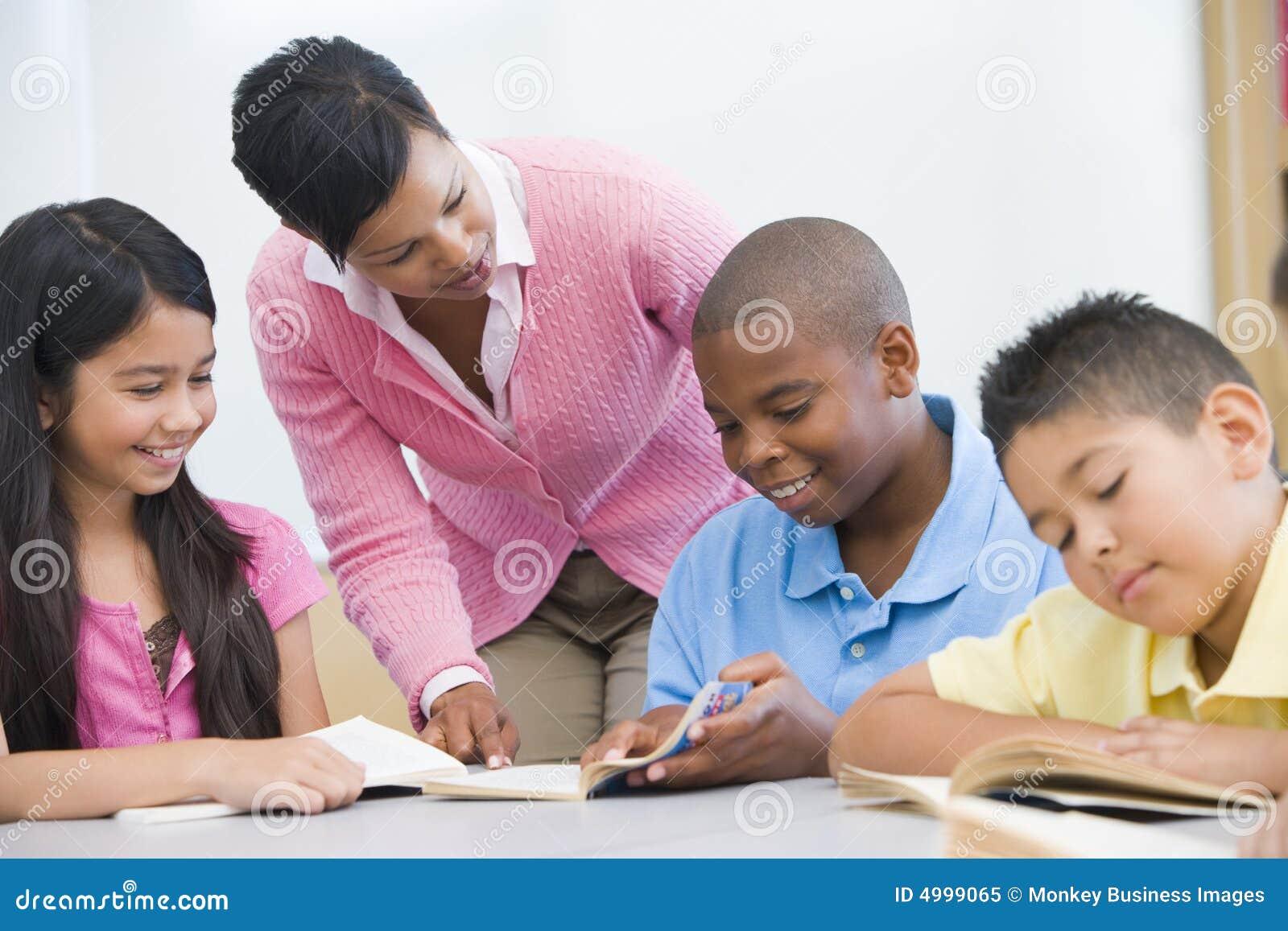 Klasie szkoły podstawowej