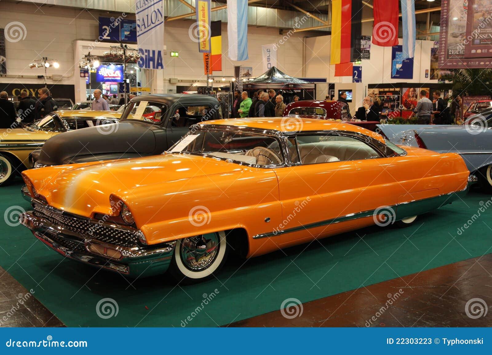 Klassieke Amerikaan 1956 Lincoln