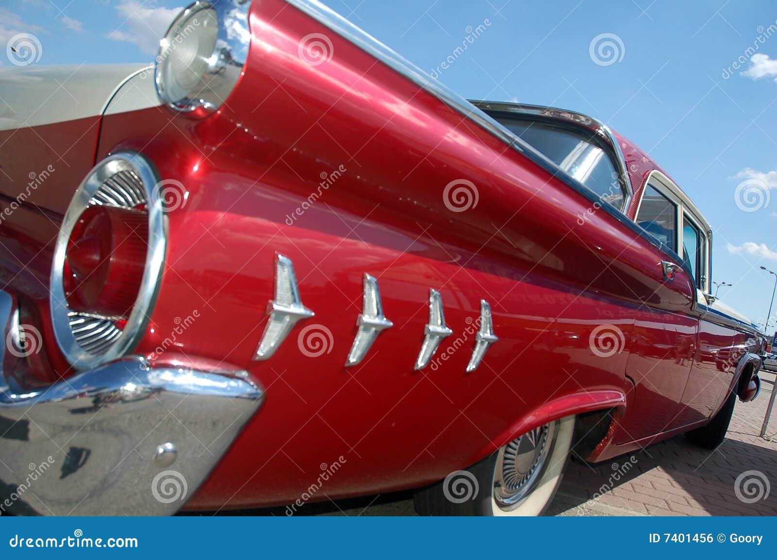 Klassieke auto 2