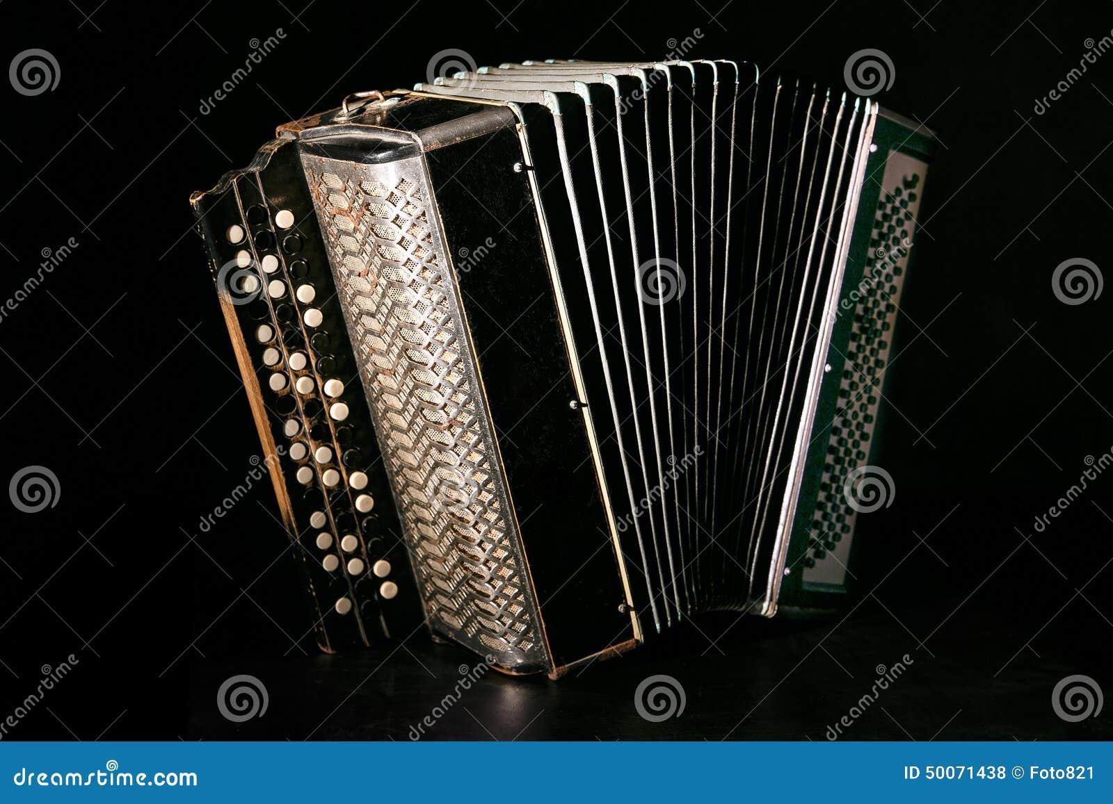 Klassieke harmonika