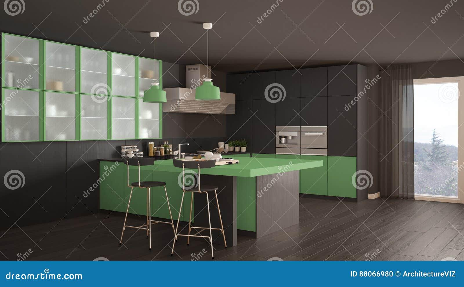 Graniet werkblad in de keuken soorten voorbeelden