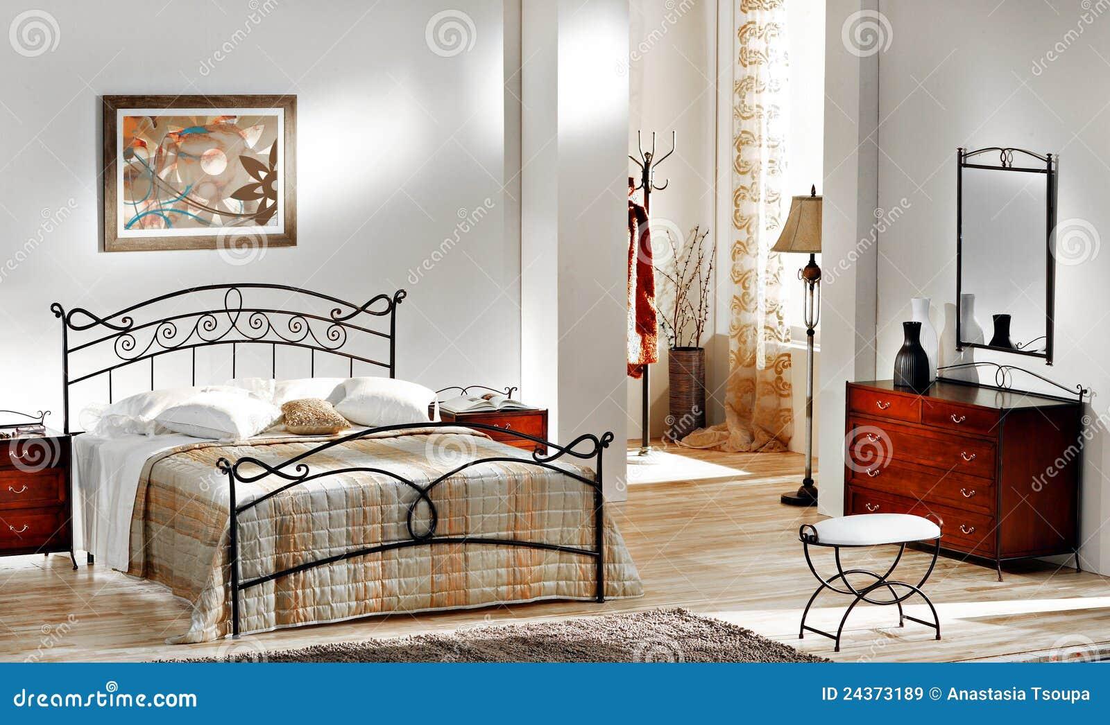 Gouden slaapkamer royalty vrije stock afbeeldingen   afbeelding ...