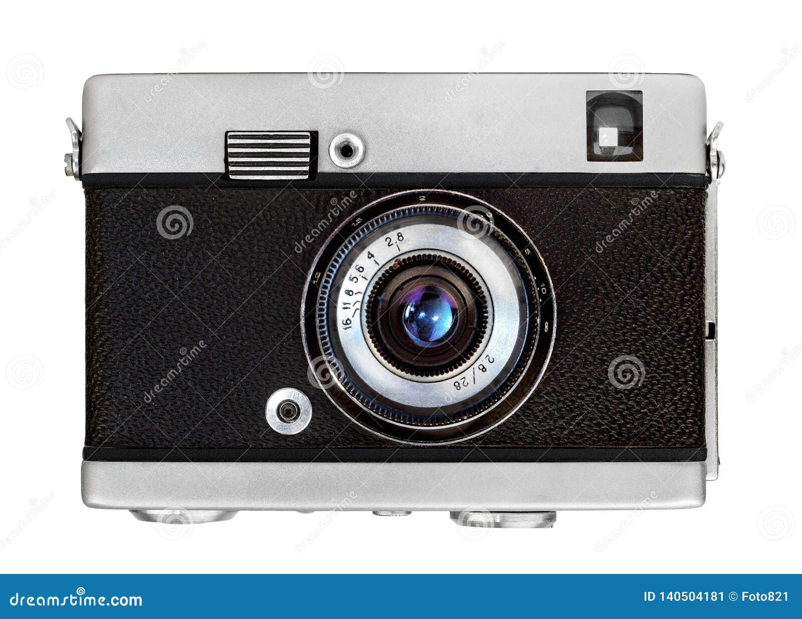 Klassieke vooraanzichtcamera