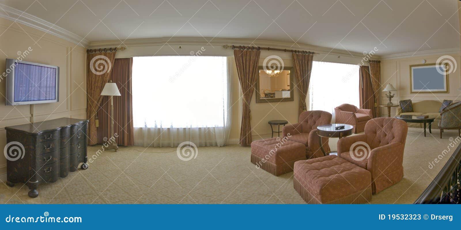 Klassieke woonkamer met modern het huistheater van tv stock afbeelding afbeelding 19532323 - Fotos van moderne woonkamer ...