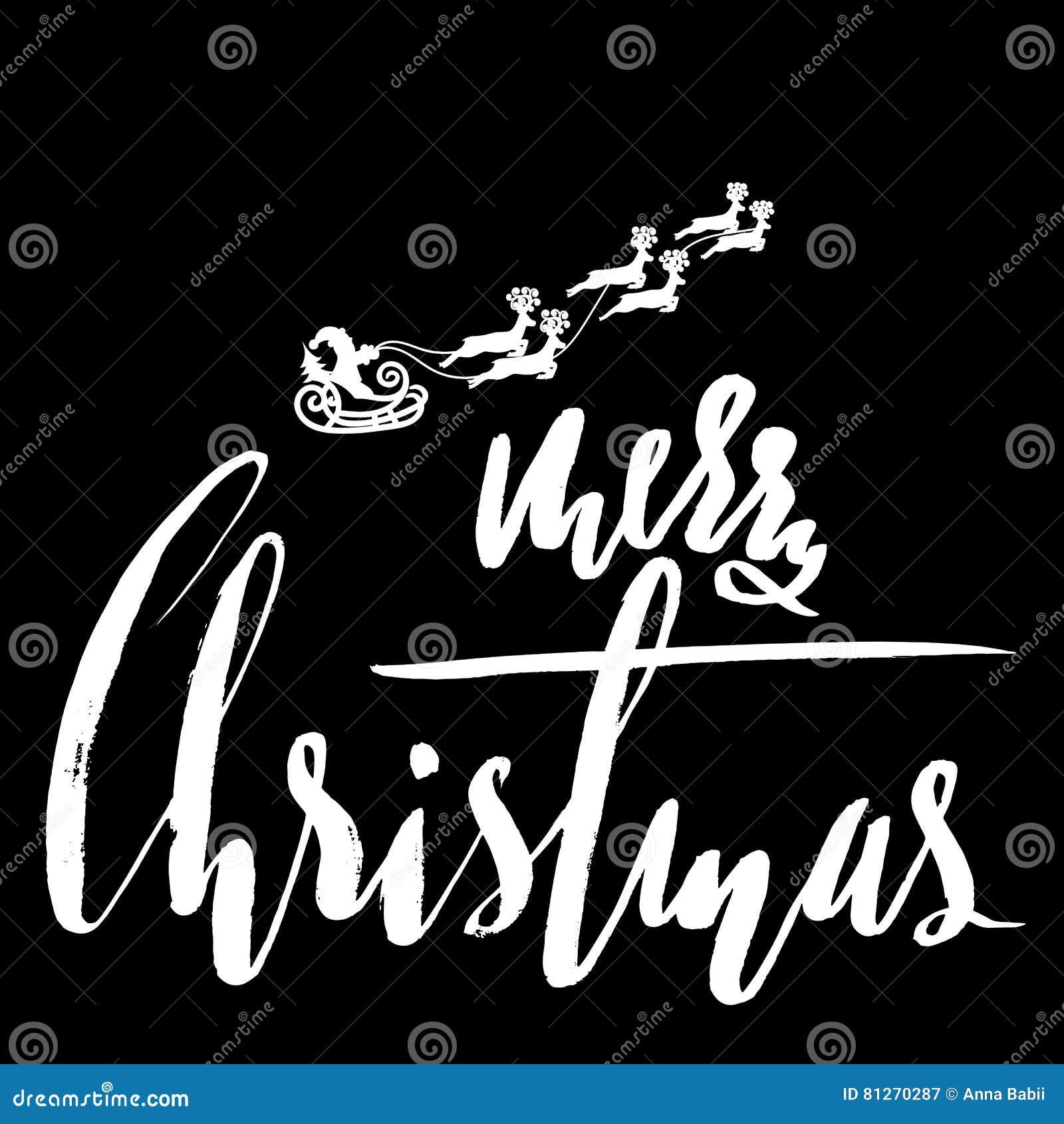 Weihnachtsgrüße Klassisch.Klassische Briefgestaltung Für Weihnachtsgrüße Santa Claus Die