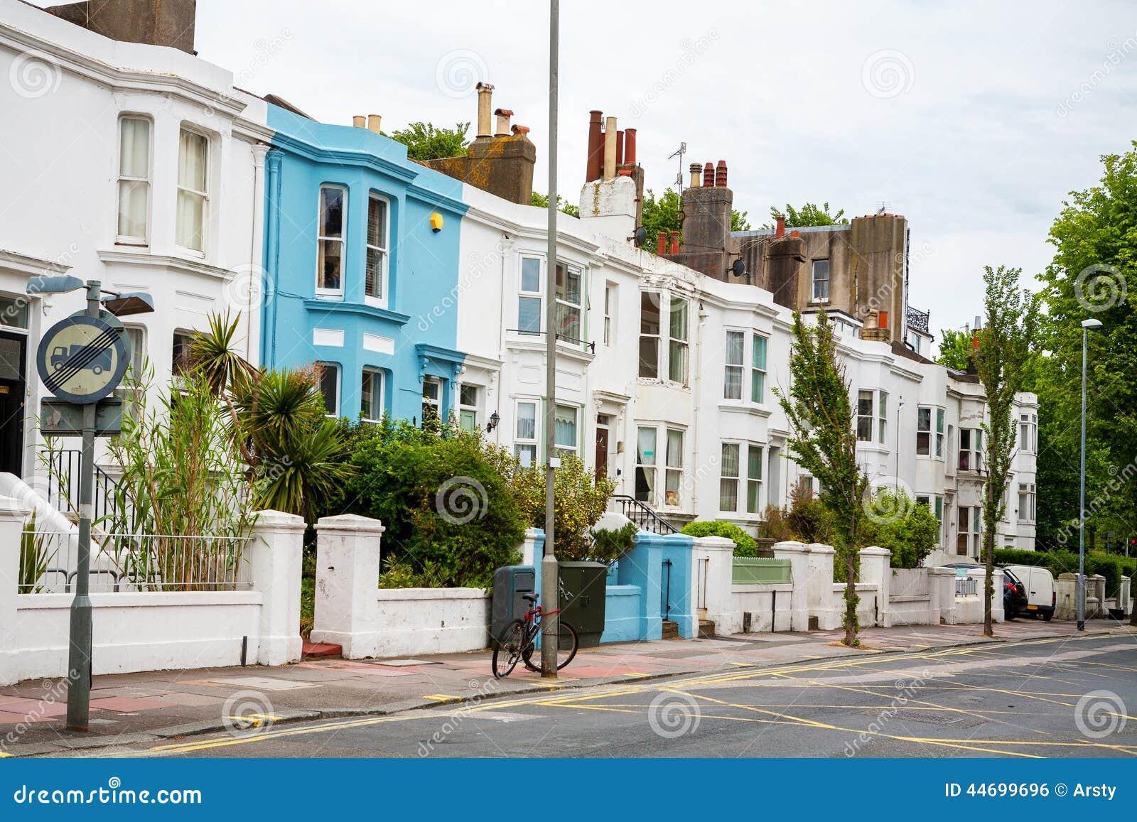 Klassische Häuser In Bergen Brighton, ngland Stockfoto - Bild ... size: 1300 x 957 post ID: 7 File size: 0 B