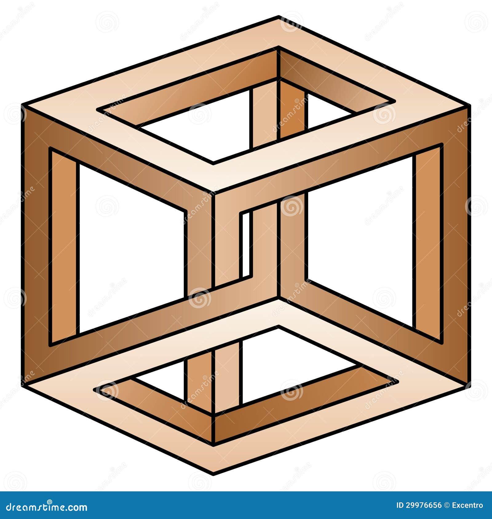 optische t uschung vektor abbildung illustration von instrument 29976656. Black Bedroom Furniture Sets. Home Design Ideas