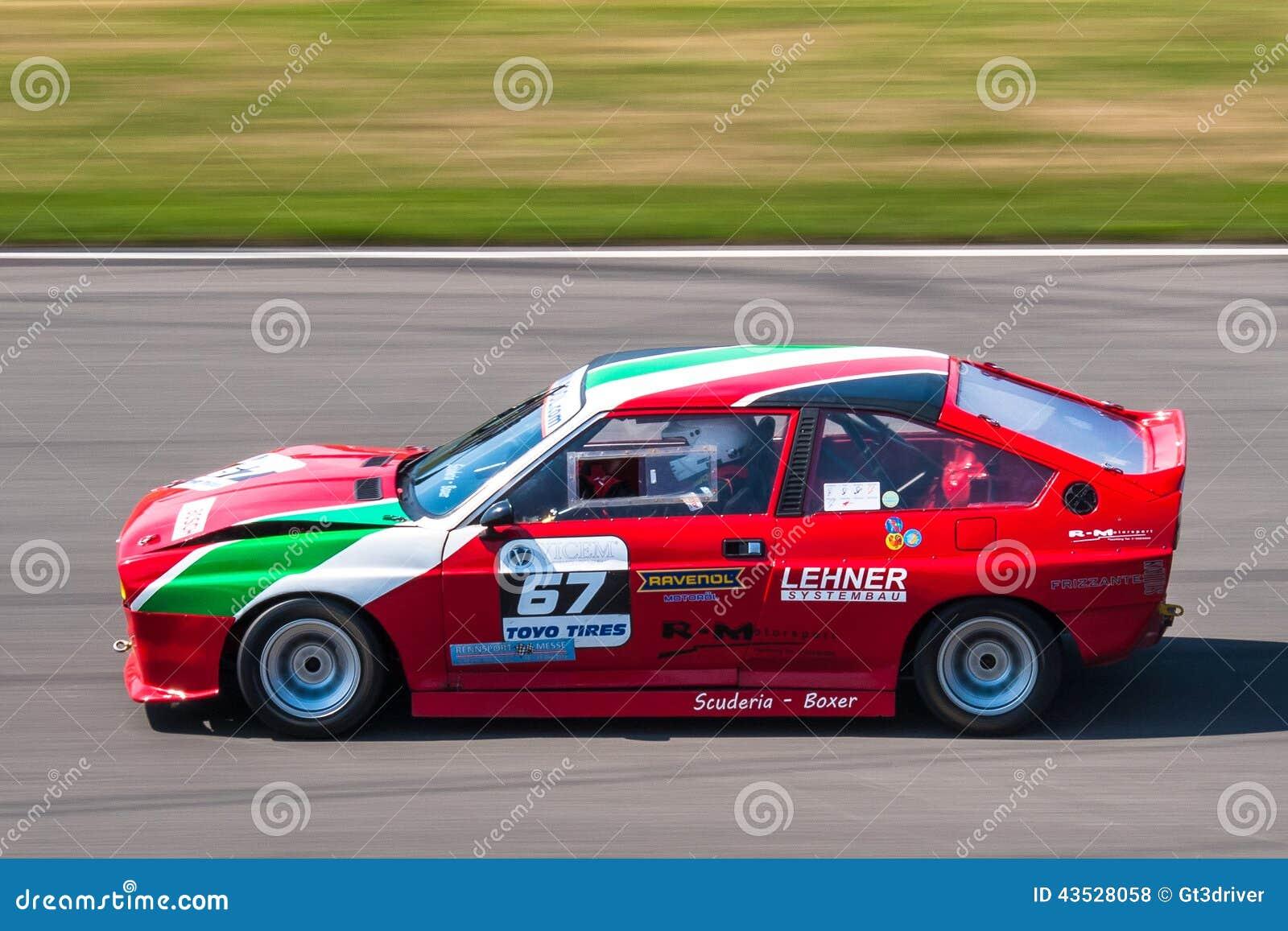 Alfasud Race Car
