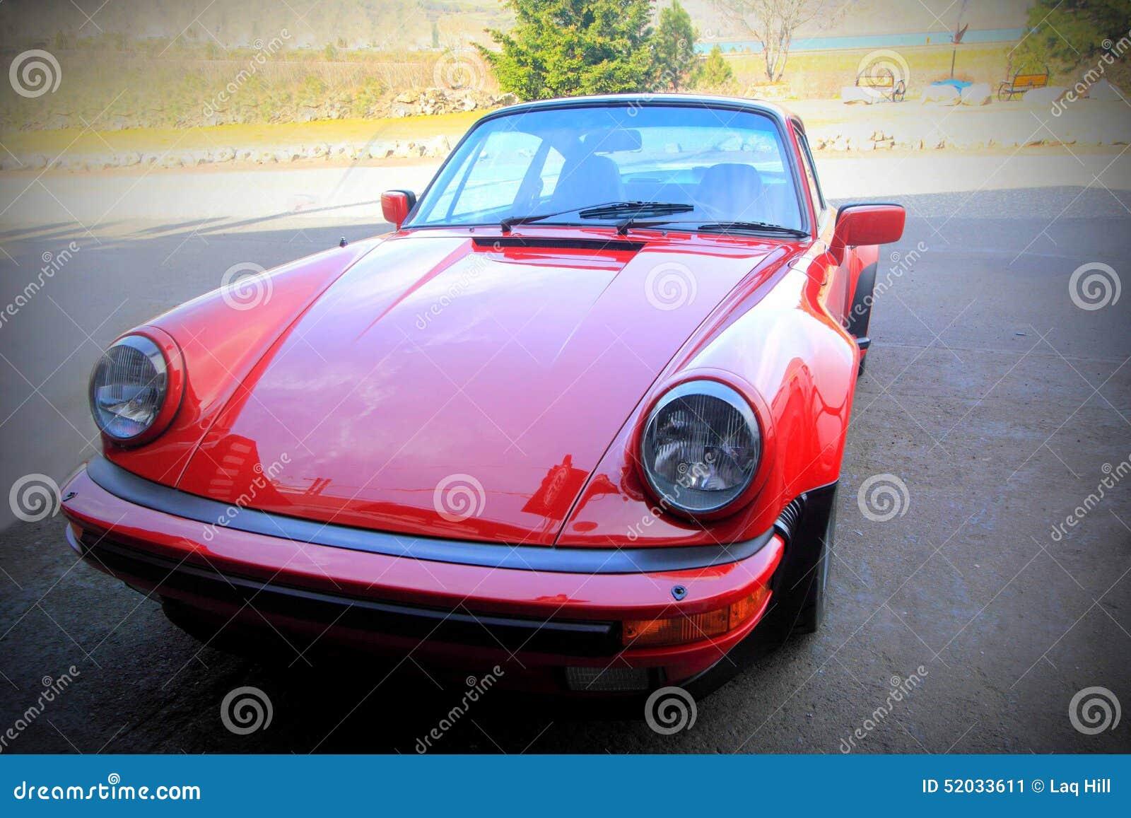 Klassischer Porsche