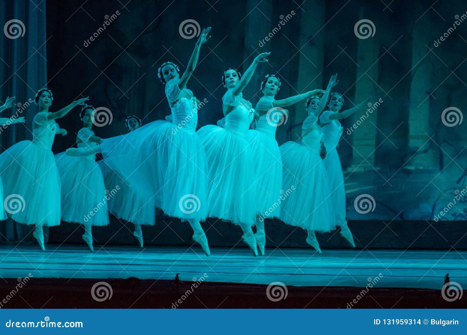 Klassisches Ballett Sylphs
