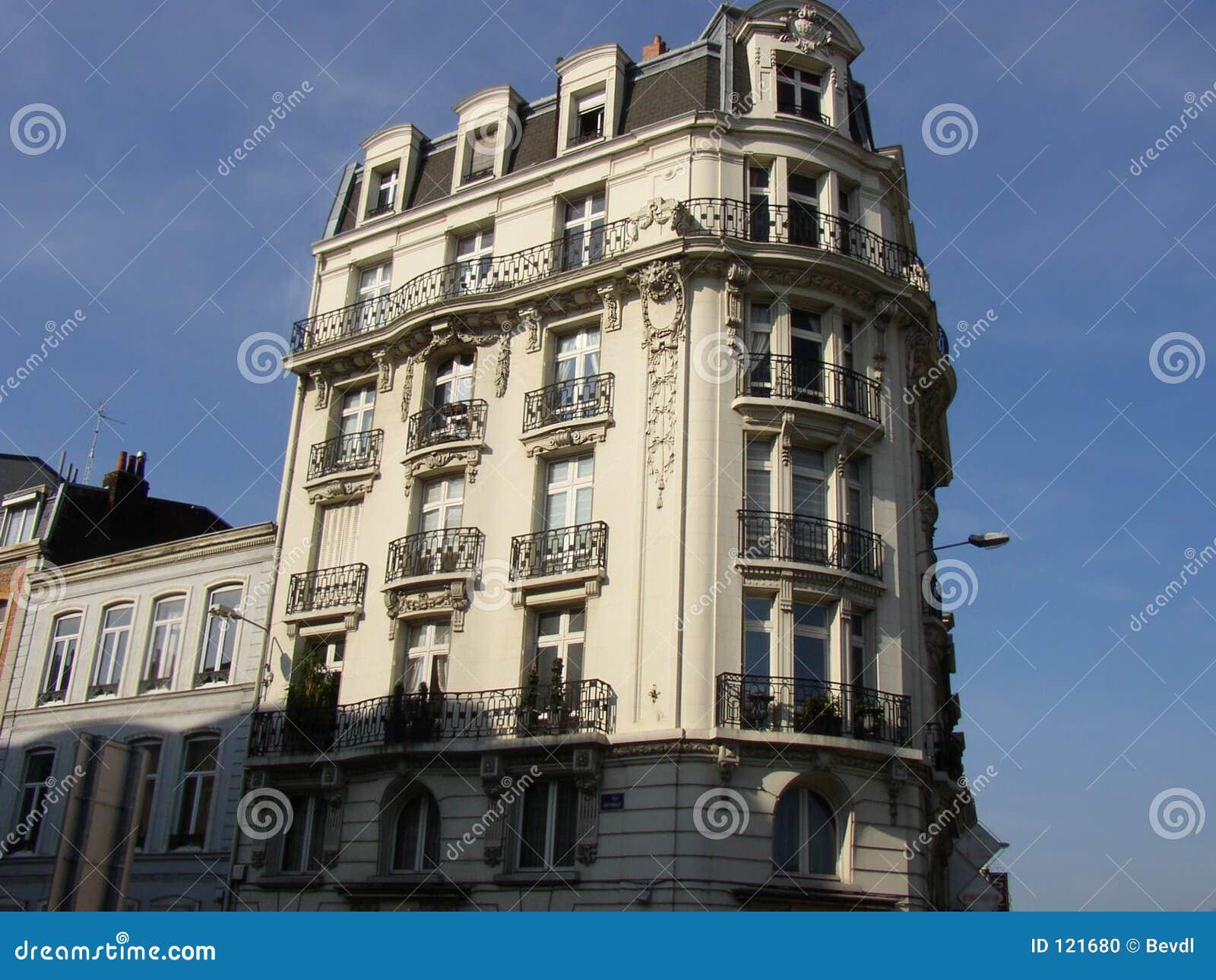 Klassisches Gebäude