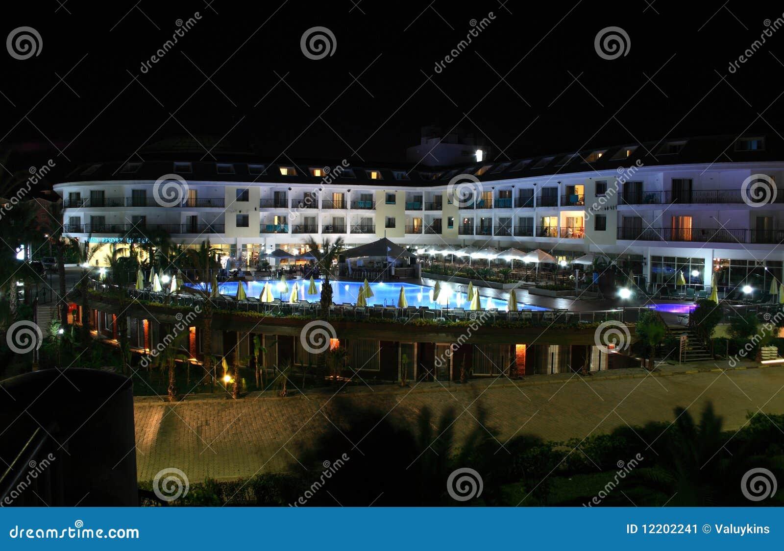 Klassisches Hotel