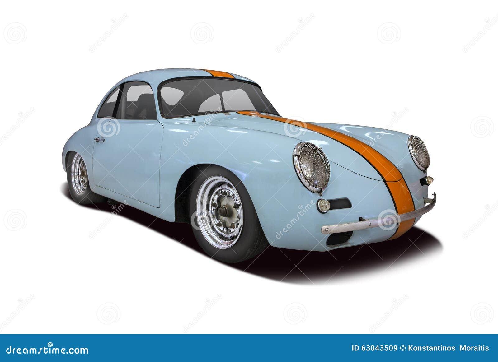 Klassisches Porsche 356B