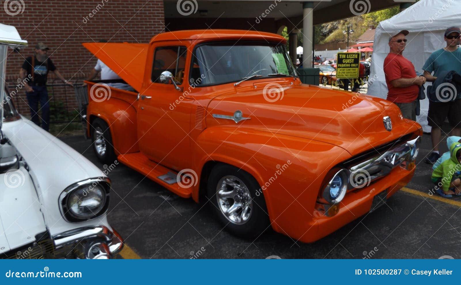 Klassisches Truckin