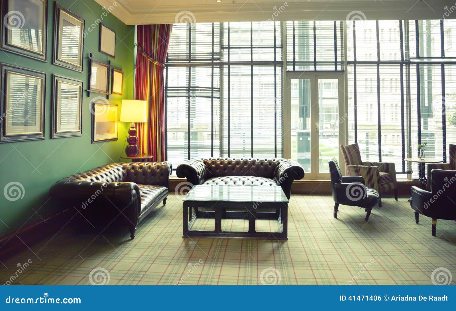 Klassisk hotellinre