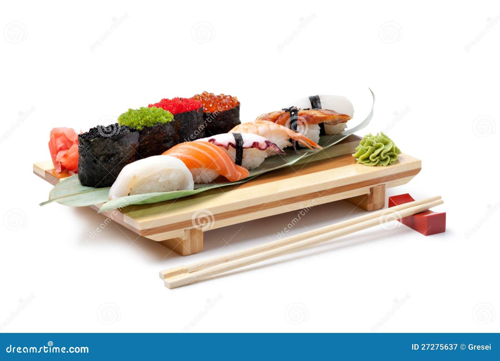 Klassisk japansk mat