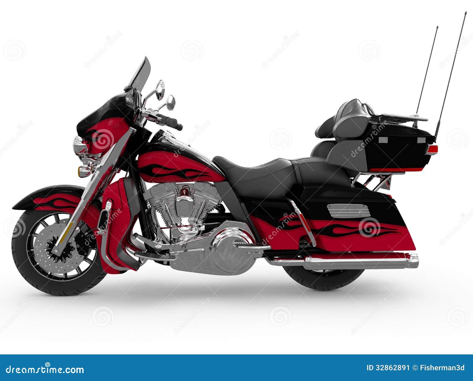 Klassisk motorcykel