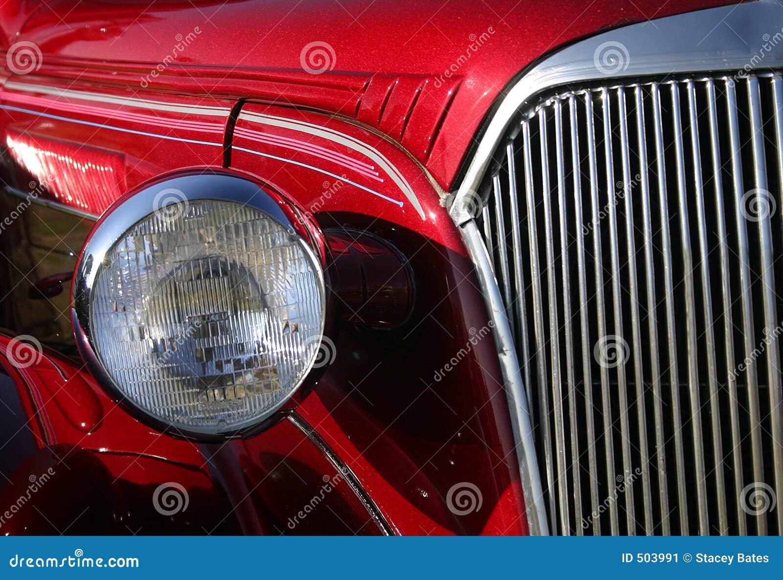 Klassisk red
