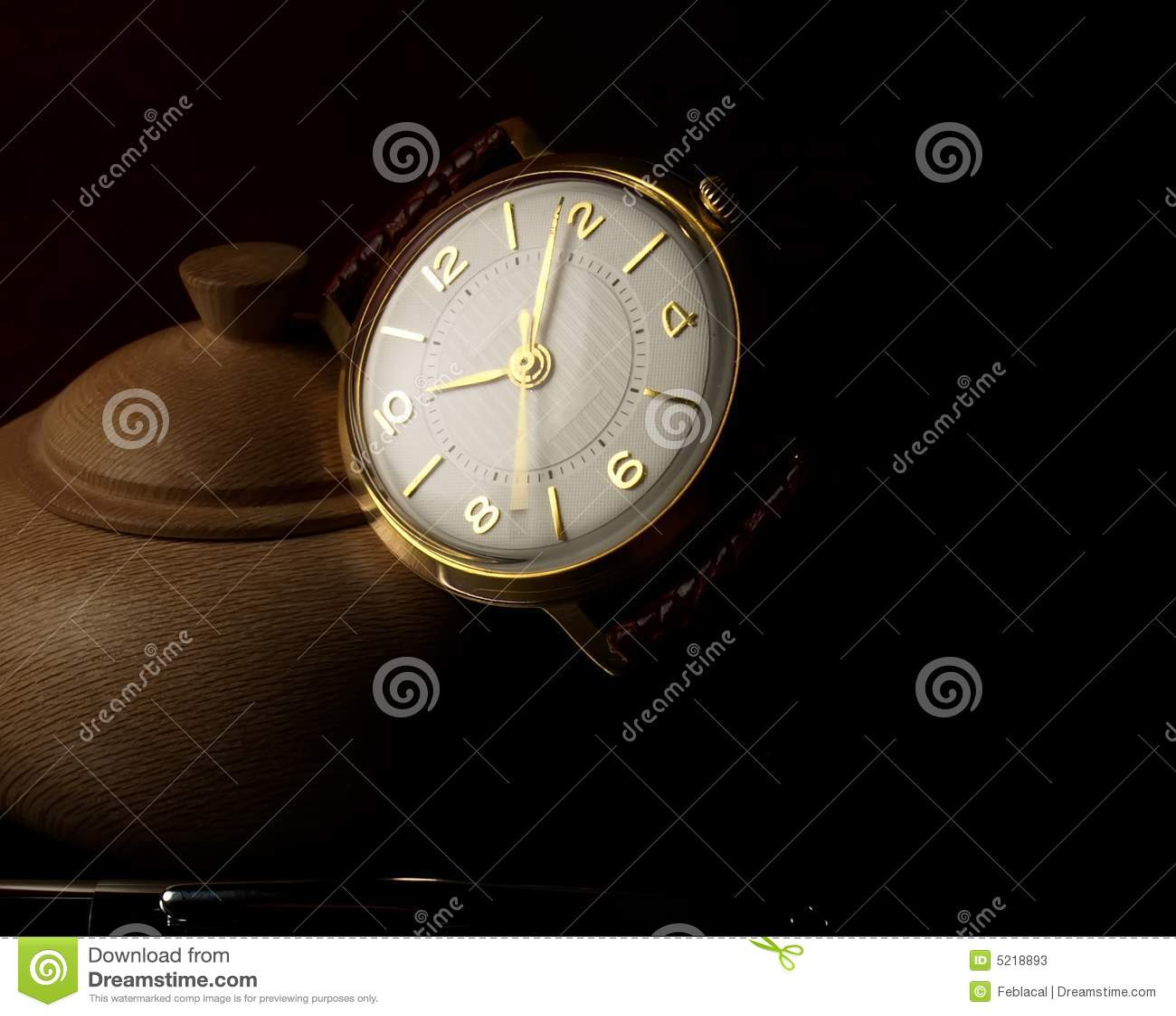Klassisk watch