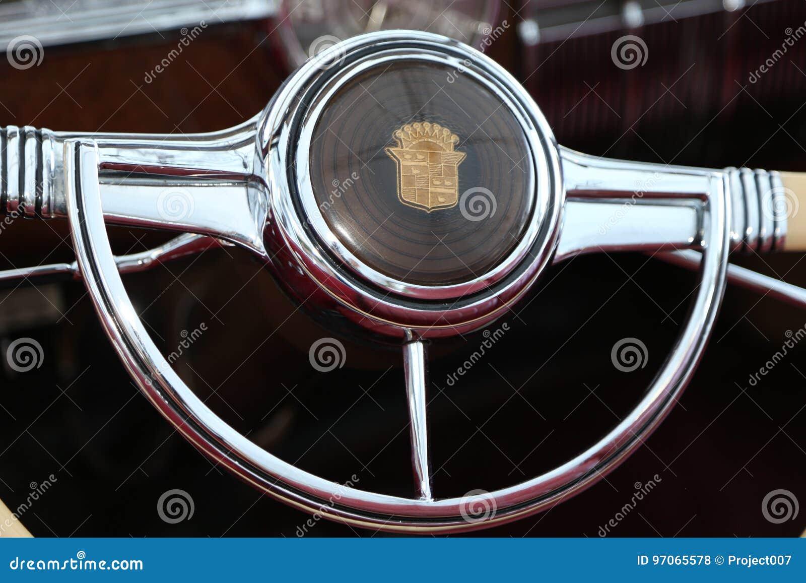 Klassiska bilshower för kändis