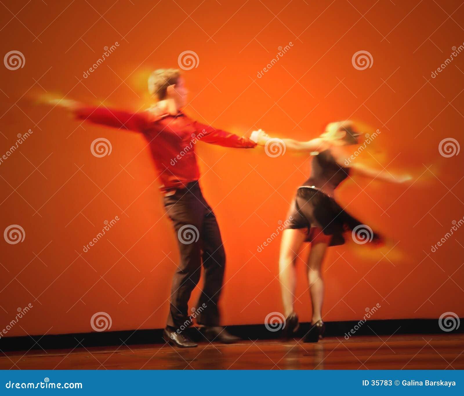 Klassiska dansare