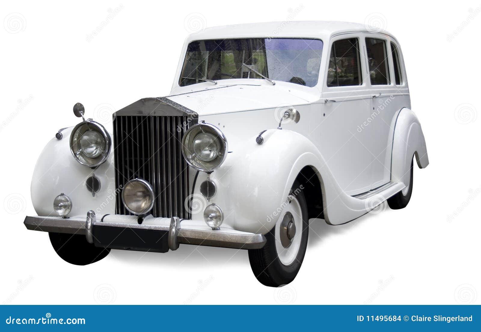 Klassiskt engelska för bil