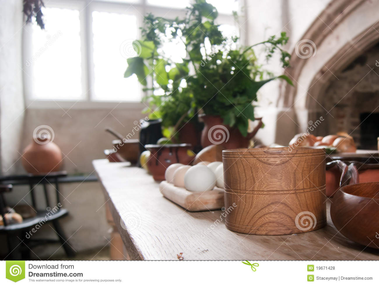 Klassiskt kök