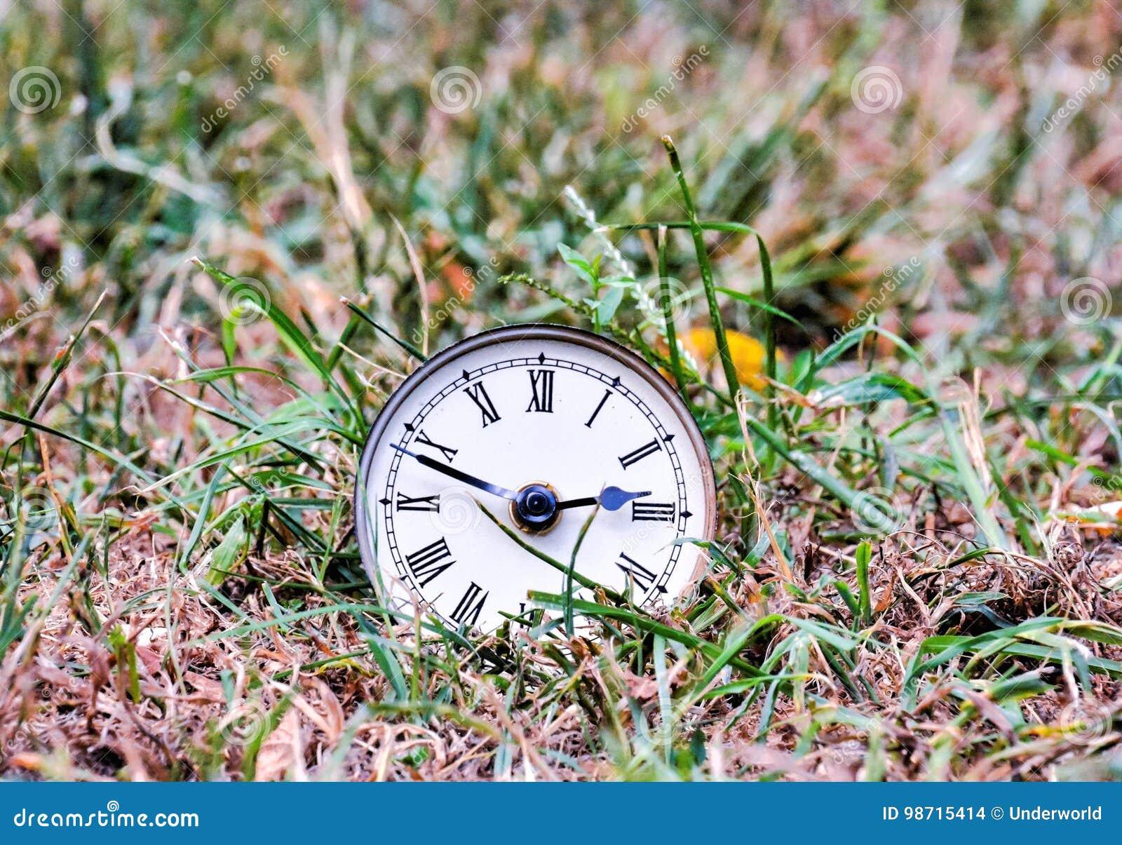 Klassiskt klockaTid begrepp