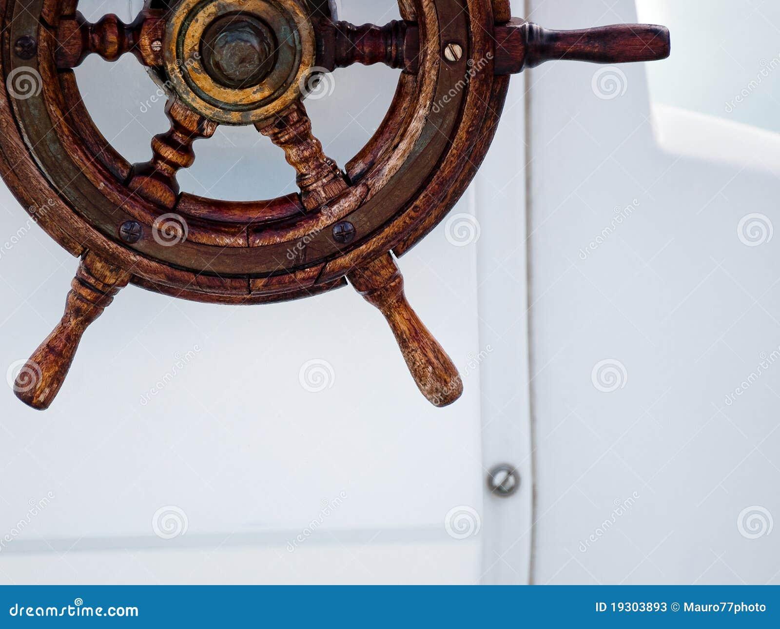 Klassiskt roderhjul