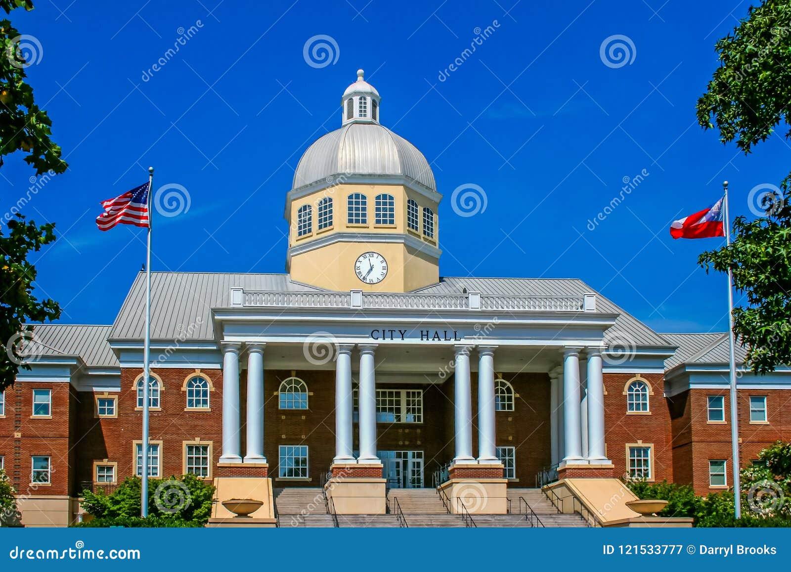 Klassiskt stadshus