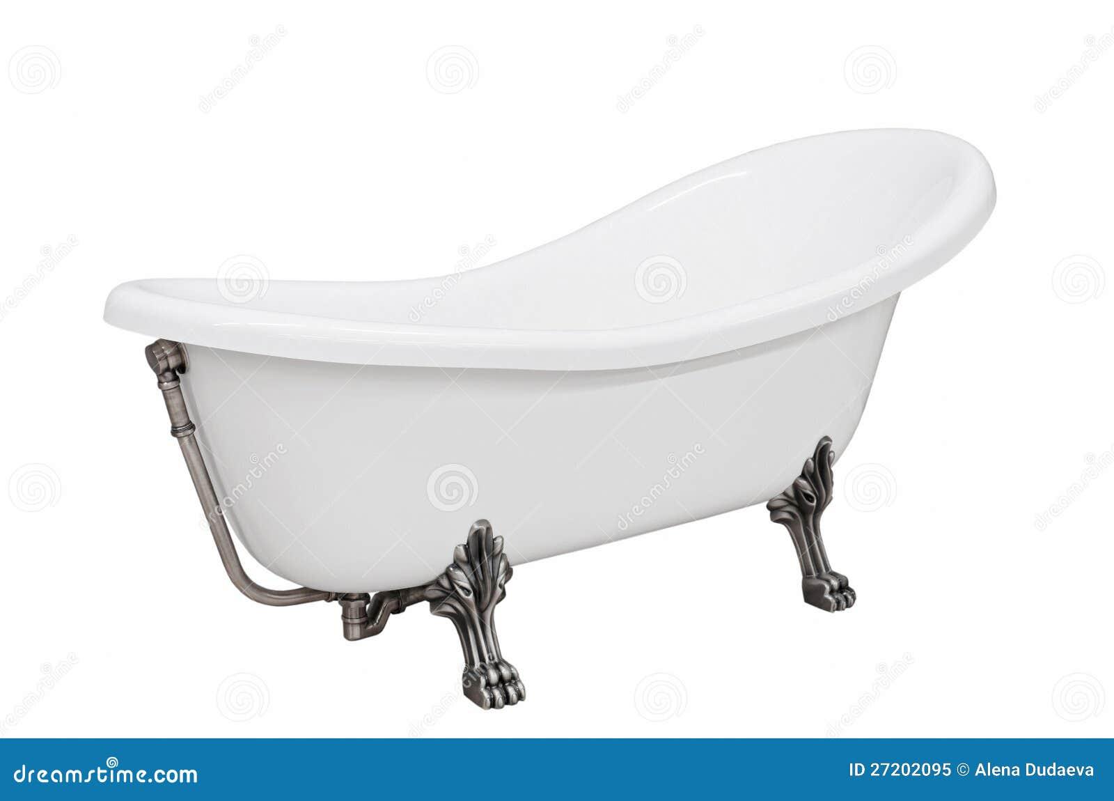 badkar med ben