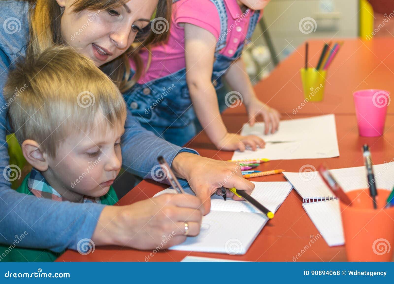 Klasy z preschoolers